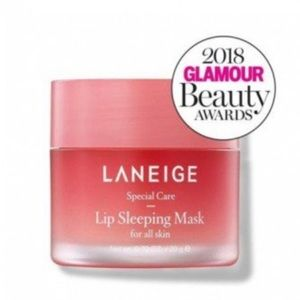 """LANEIGE Lip Sleeping Mask """"Berry"""" special care"""